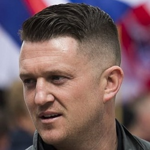 Photo of Tommy Robinson