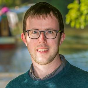 Photo of Martin Luckhurst