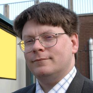 Photo of Jonathan Harston