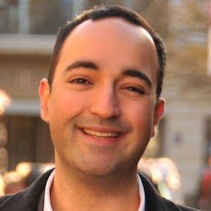 Photo of Matthew Mahabadi
