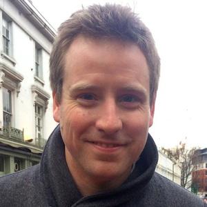 Photo of Nik Slingsby