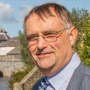 Photo of Bob Kilmister