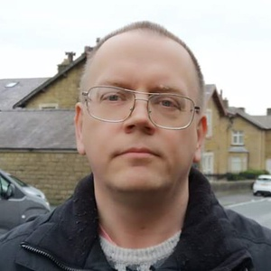 Photo of Martyn Hurt