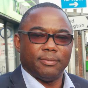 Photo of Ambrose Nwodoh