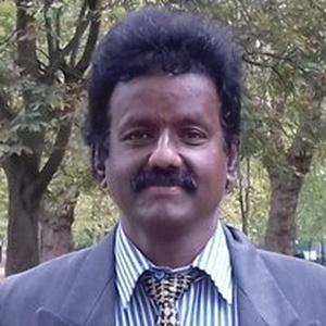 Photo of Arunasalam Pirapaharan