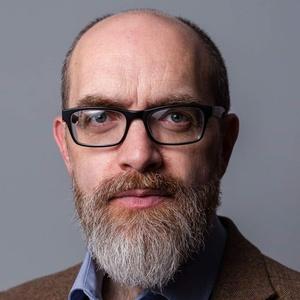 Photo of Geoff O'Flanagan