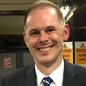 Photo of James Grundy