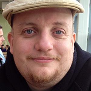 Photo of John Anthony Edge