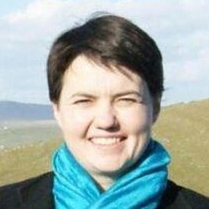 Photo of Ruth Davidson