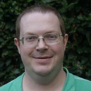 Photo of Simon Collins