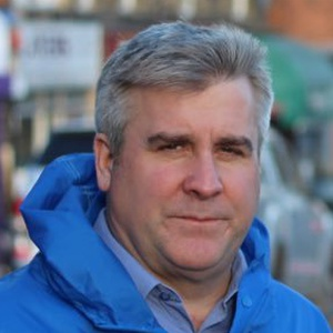 Photo of Tim Huggan