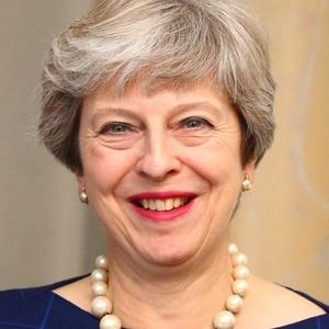 Photo of Theresa May