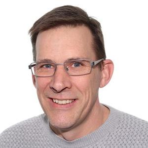 Photo of Tony Blacker