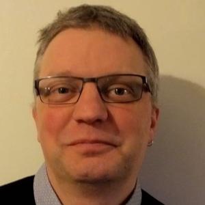 Photo of Mark Shilcock