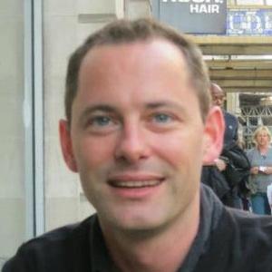 Photo of Stephen O'Shea
