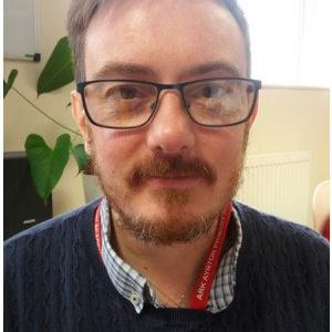 Photo of Duncan Robinson