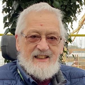 Photo of Alan Chantler