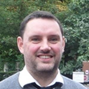 Photo of James Monaghan