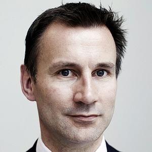 Photo of Jeremy Hunt