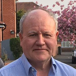 Photo of Tony Raisbeck
