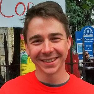 Photo of Dan Iley-Williamson