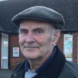 Photo of Colin Saunderson