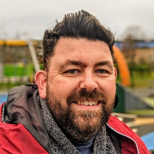 Photo of Darren Thomas Stothard