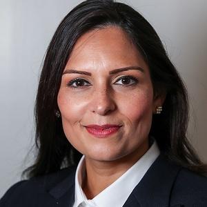 Photo of Priti Patel