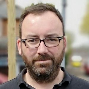 Photo of Ben Harvey