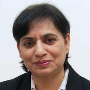 Photo of Anita Prabhakar