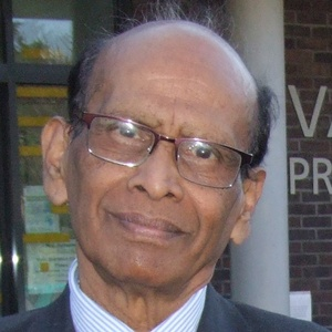 Photo of Dr Vel