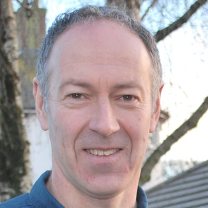 Photo of Nick Ireland