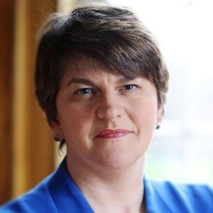 Photo of Arlene Foster