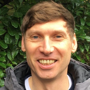 Photo of Martin Pearce