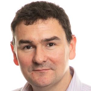Photo of Tom Calver