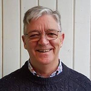 Photo of Simon Temple