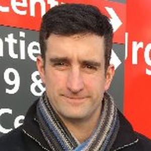 Photo of Graham Whitham