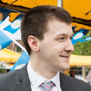 Photo of Aleks Lukic