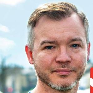 Photo of Brian McDaid
