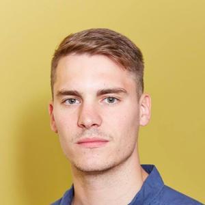 Photo of James Gibson