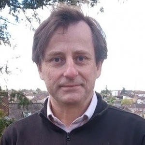 Photo of Martin John Golding