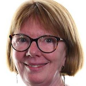 Photo of Sue Auckland