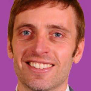 Photo of Mark Fox