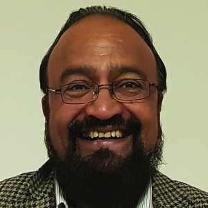 Photo of Daniel Yameen Prakash Khan