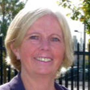 Photo of Gill Hickson