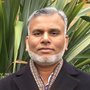 Photo of Altaf Hussain