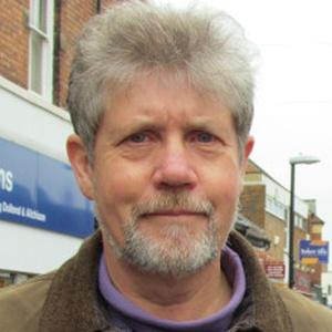 Photo of Martin Garnett