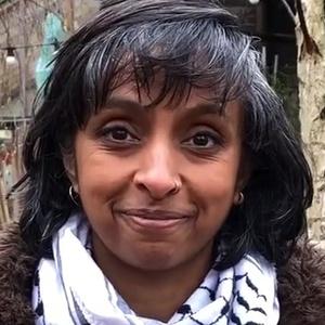 Photo of Sheila Menon