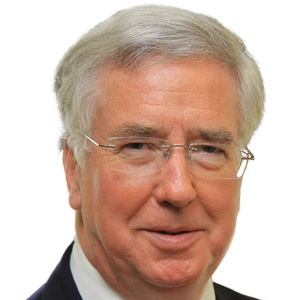 Photo of Michael Fallon