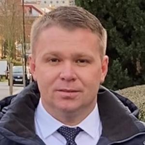 Photo of Stefan Voloseniuc